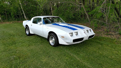 Smoke em if you got em! 1979 Trans Am www.TransAm1979.com