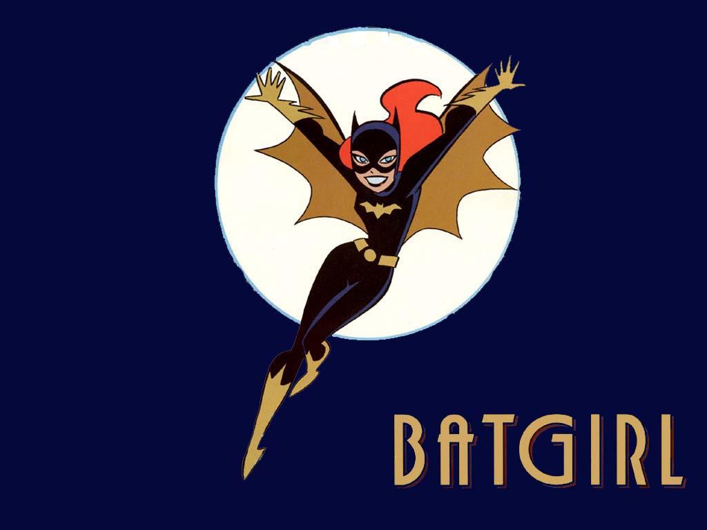 BatGirl Wallpapers - Cartoon Wallpapers