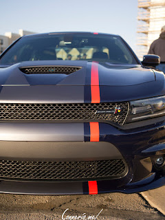 Dodge_Charger_Scat_Pack_Custom_Asymetrical_Stripes