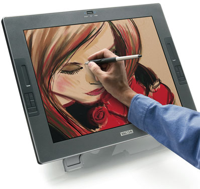 Graphics Tablet Wiki | Advantages of Having a Graphics ...