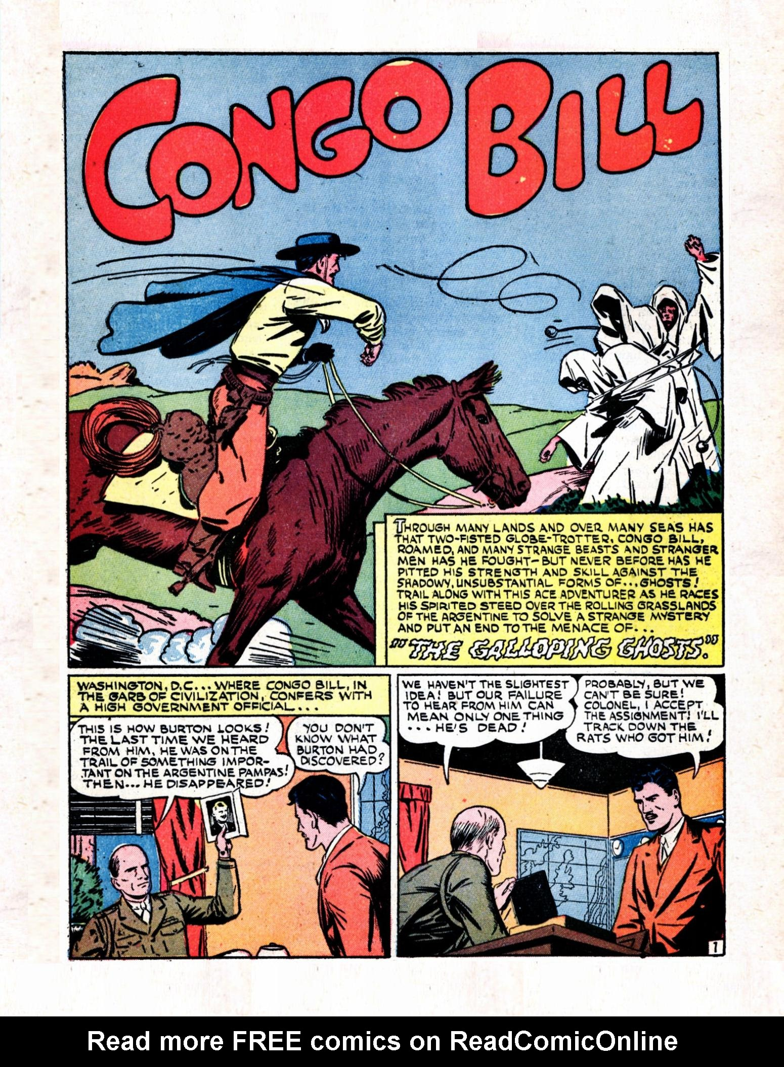Read online Action Comics (1938) comic -  Issue #57 - 50