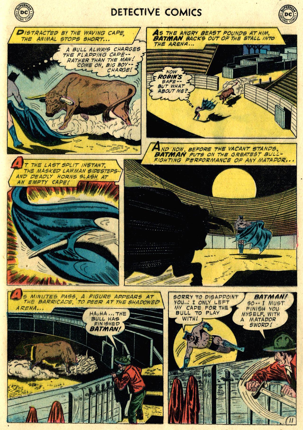 Read online Detective Comics (1937) comic -  Issue #248 - 13