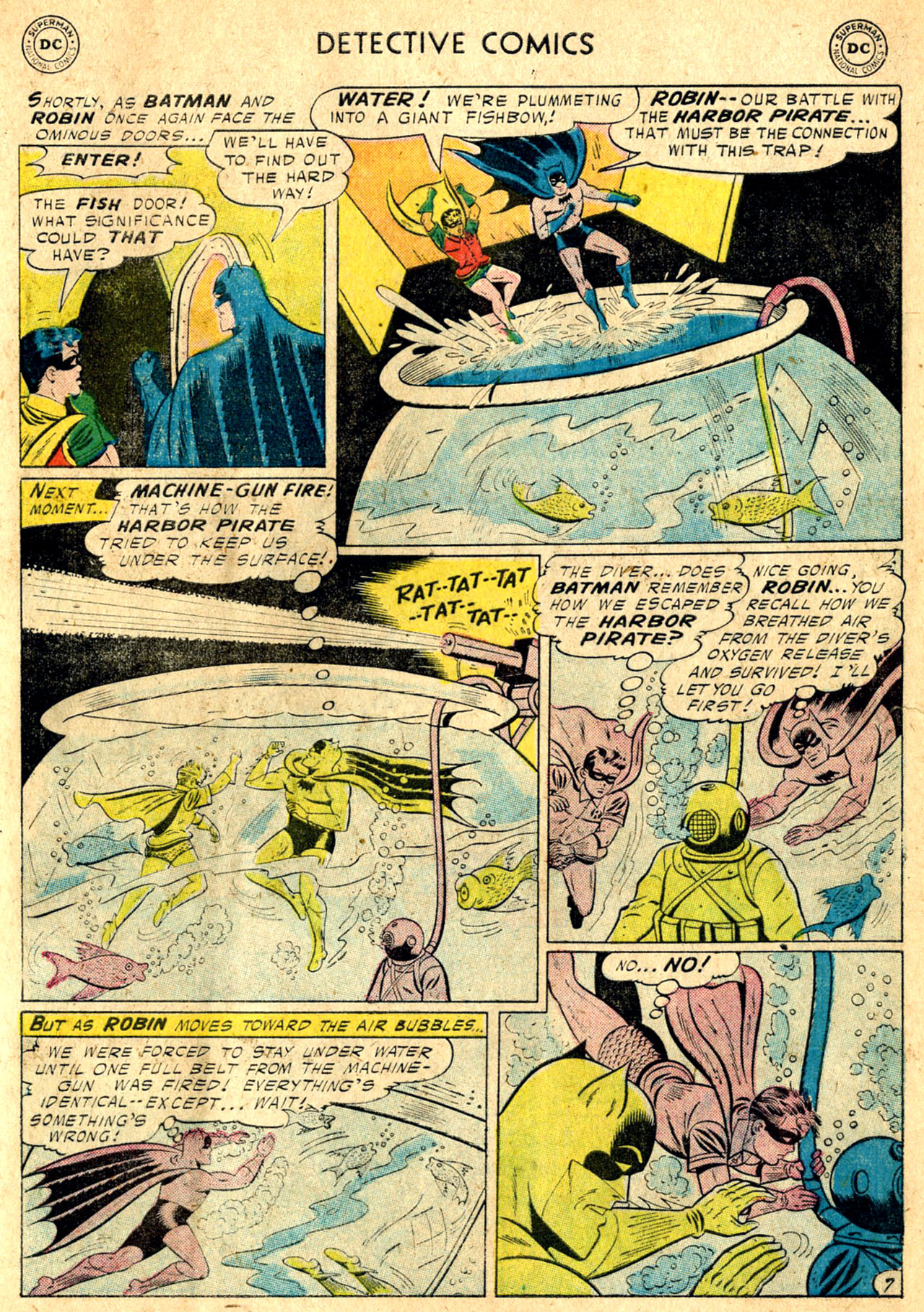 Detective Comics (1937) 238 Page 8