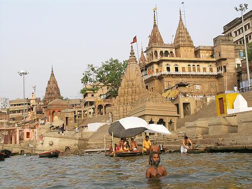Kashi Vishwanath Temple in Varanasi