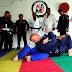 El mundialista Ozeias Hottz impartió Seminario de Jiu-Jitsu brasileño