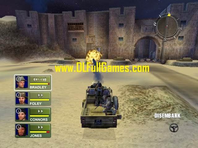 Conflict Desert Storm 1 Game | Top Full Version PC Games Download