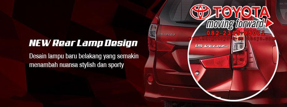 Lampu Stop Grand New Veloz Spesifikasi Avanza 2016 Kelengkapan Luar 2015 Harga Toyota Hilux Selain Pada Sisi Belakang Diberi Lagi Bawah Ada Pemantul Cahaya Sehingga Sangat Tampak