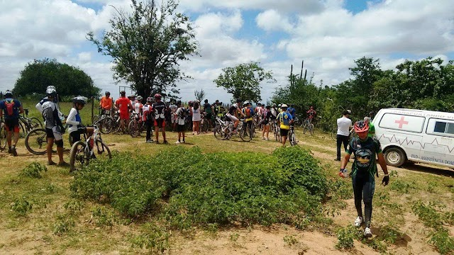 É realizado o 1° Sertão Bike em Tanhaçu