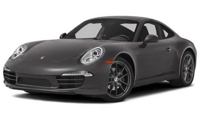 2016 Porsche 911 Coupe Configurations & Features