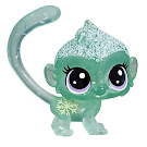 LPS Series 4 Frosted Wonderland Tube Monkey (#No#) Pet