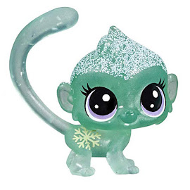 LPS Series 5 Frosted Wonderland Tube Monkey (#No#) Pet