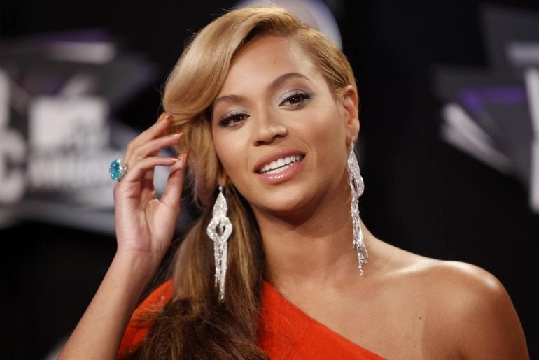 Beyonce  - Forbes Top 1 Highest-Paid Women In Music 2014