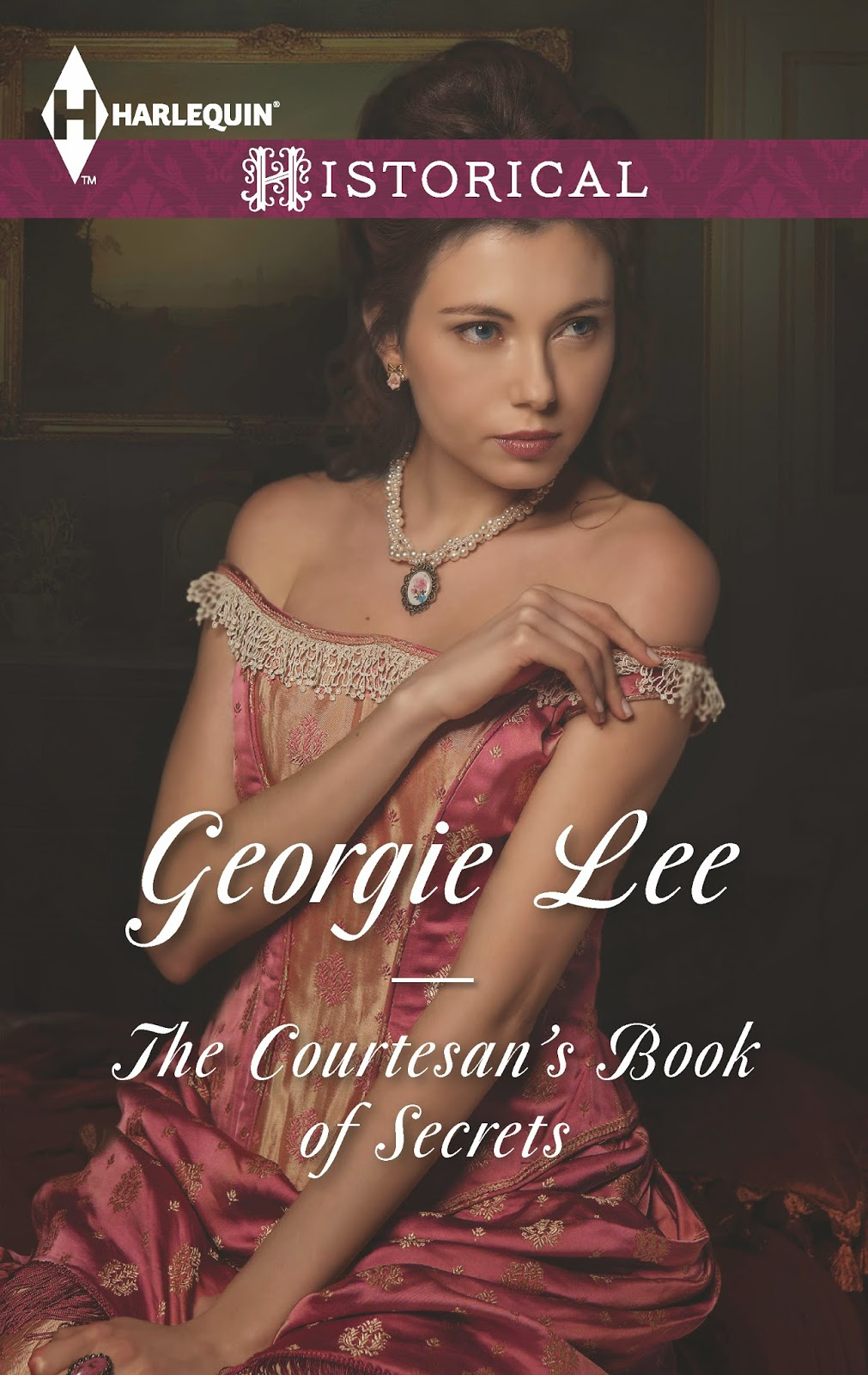 The Courtesan's Book of Secrets