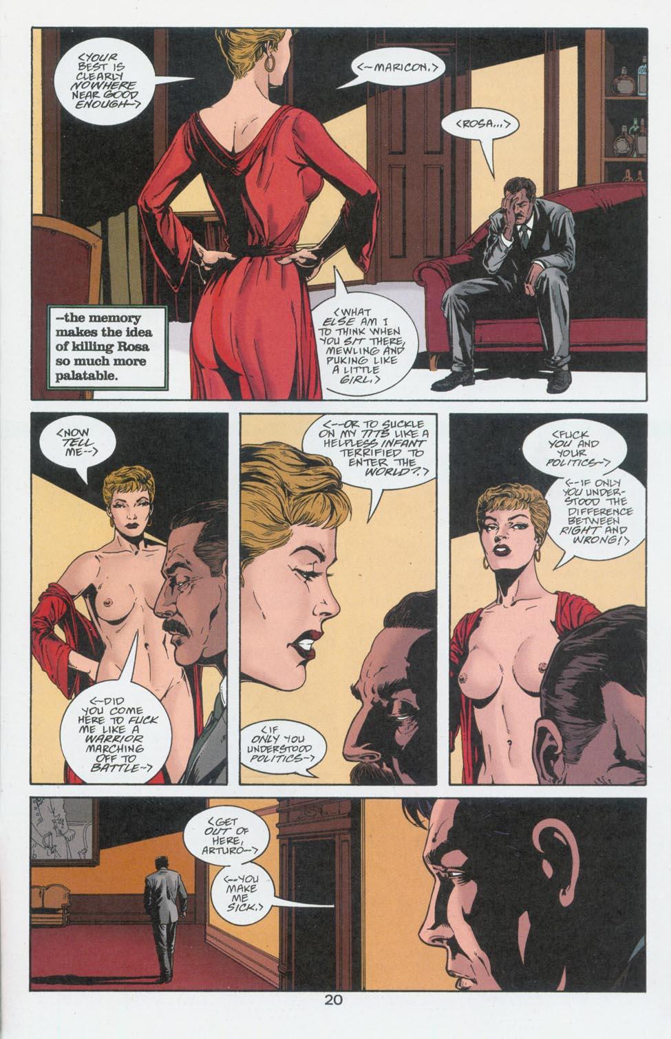 Read online American Century comic -  Issue #3 - 21