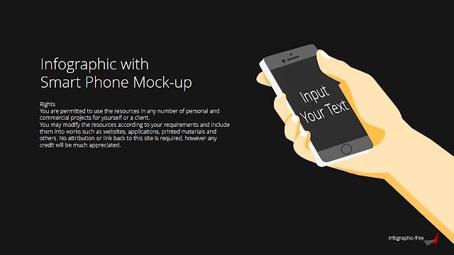 smart phone Mock-up.
