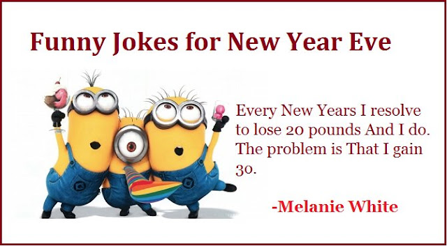 Funny jokes &sms Wishes Of New Year 2017