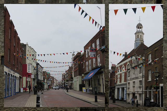 Eight Things to See in Faversham and Rochester on a Weekender Rail Ticket - Rochester High Street