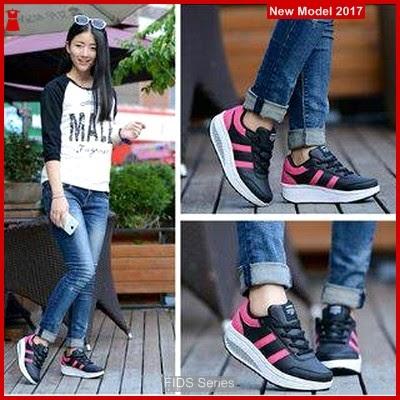 FIDS116 Sepatu Wanita Sepatu Kets Import Korea BMG