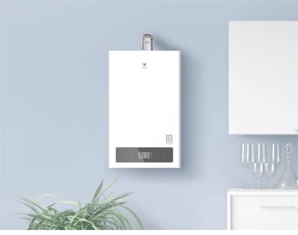 Xiaomi Going To Launch  An Affordable Gas Powered Smart Water Heater