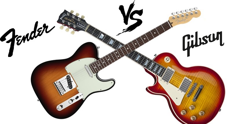 the fender stratocaster vs the gibson les paul. Black Bedroom Furniture Sets. Home Design Ideas