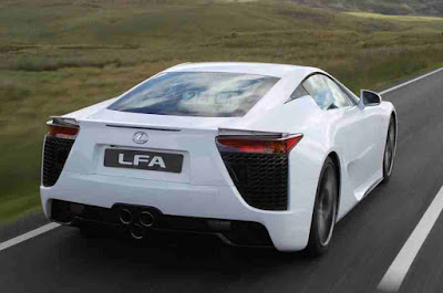 2012 Lexus LFA | Review