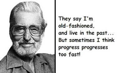 """Dr. Seuss Quotes About Old-Fashioned"""