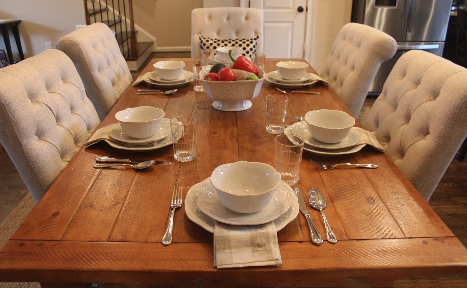 how long do you normally keep your dishes? did you register for new dishes on your wedding registry? we also registered for formal china and I can\u0027t wait to ... & styling our casual wedding china