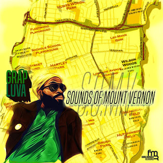 Grap Luva - Sounds Of Mount Vernon (2016) -  Album Download, Itunes Cover, Official Cover, Album CD Cover Art, Tracklist