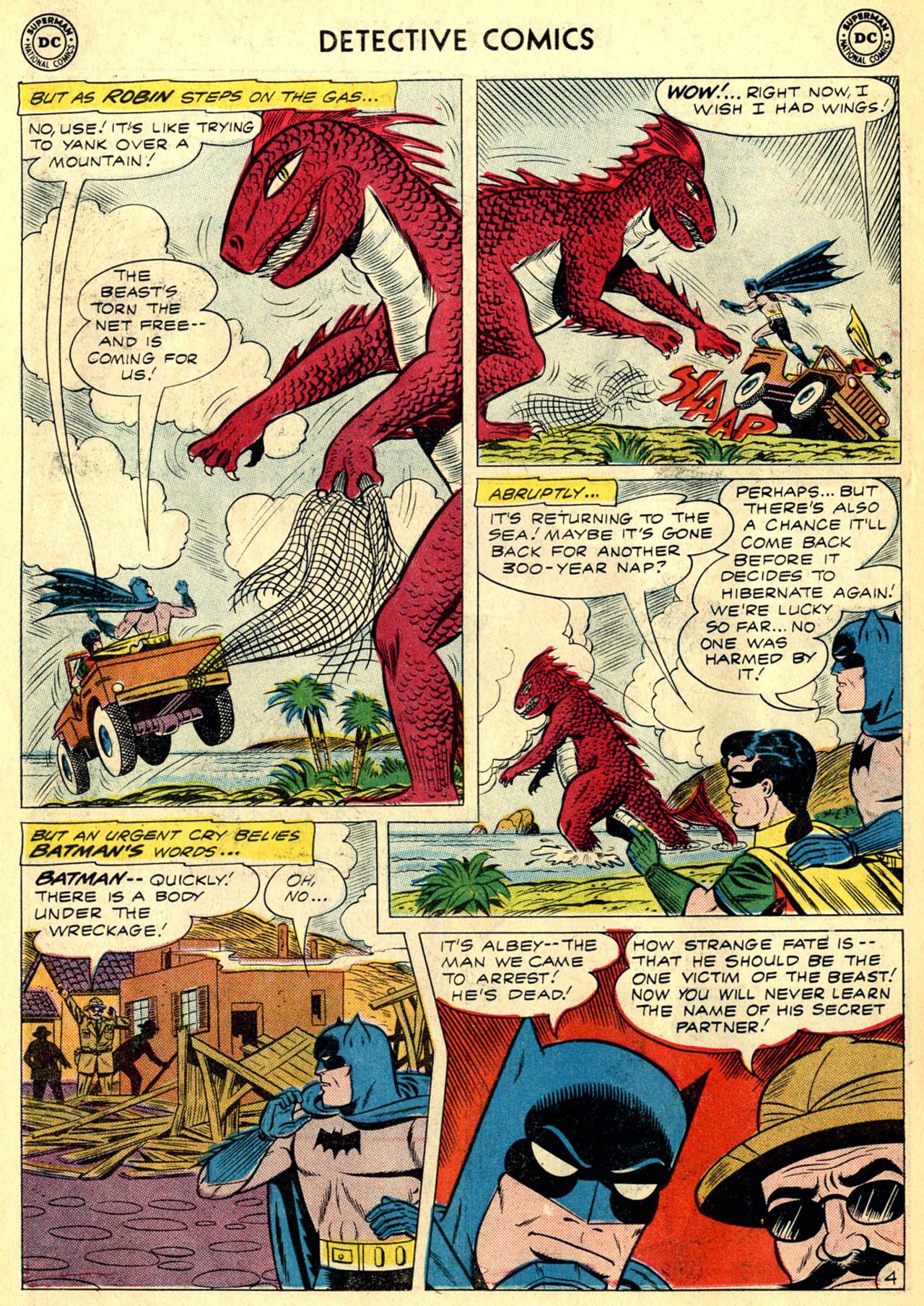 Detective Comics (1937) 297 Page 5