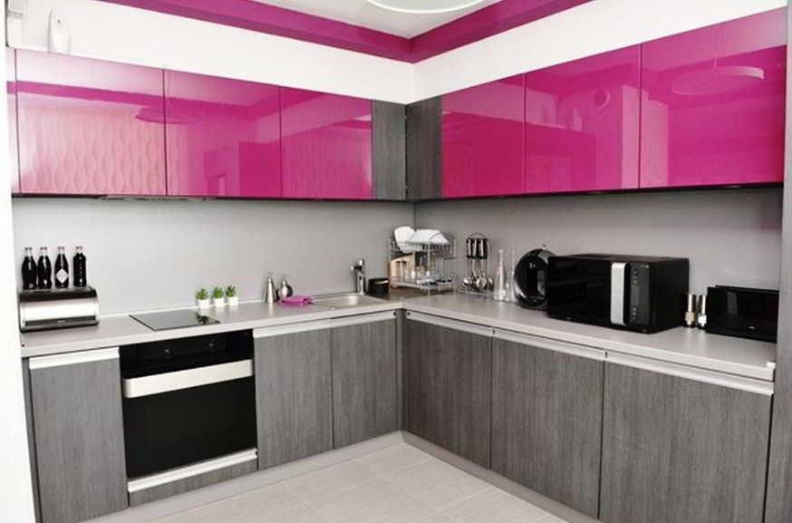 Desain Dapur L