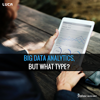 Big Data Analytics: What type?