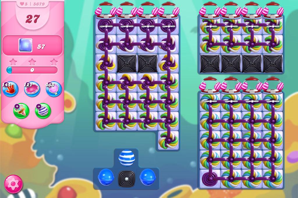 Candy Crush Saga level 5679