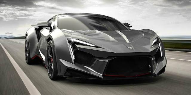 ライカンで有名なWモーターズが新型スーパーカー「FENYR SUPERSPORT」を発表!
