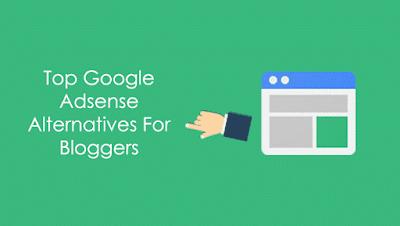 Berikut Alternatif Google Adsense Yang Patut Kamu Coba