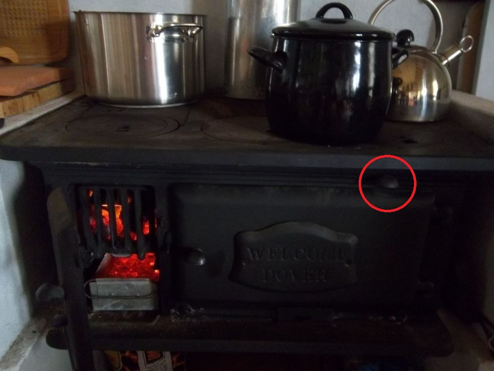 Eco Footprint South Africa How To Operate A Dover Stove
