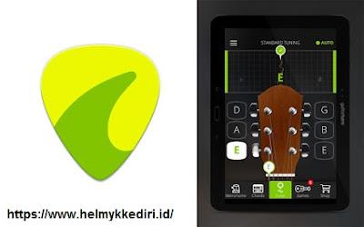 Aplikasi android untuk belajar gitarb