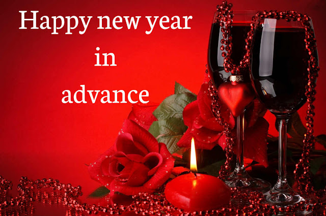 Advance Happy New Year 2017 Wishes, SMS and Messages