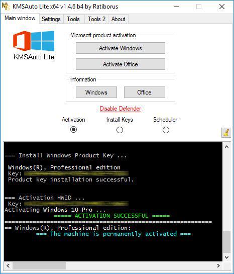 Download Windows Activator KMSAuto Lite Terbaru