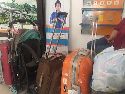 travelling konmari