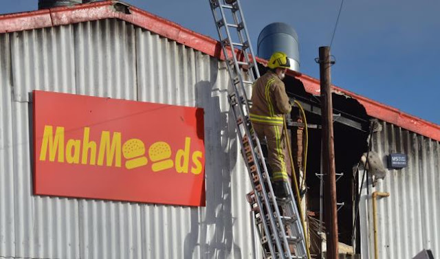 Boss of Bradford food firm Mahmoods offers 10,000 reward to help catch arsonists who attacked factory
