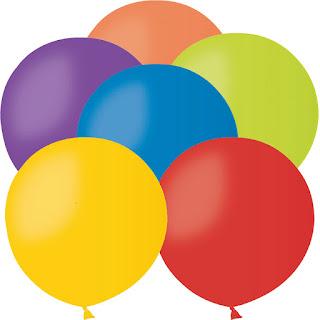 Воздушные шарики большие