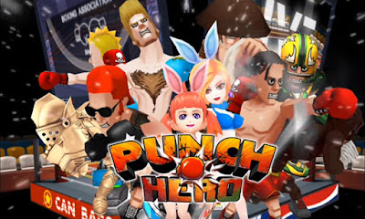 Punch Hero MOD APK (Unlimited money) For Android