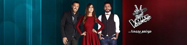 مواعيد عرض برنامد ذا فويس كيدز على mbc مصر The Voice Kids