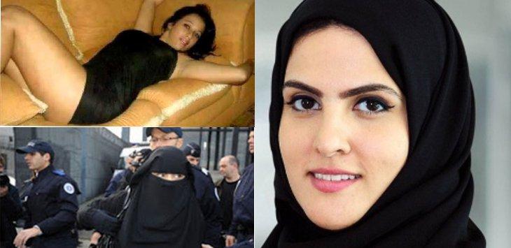 Putri Qatar Pesta S3k5 Dengan 7 Pria Inggris, Video