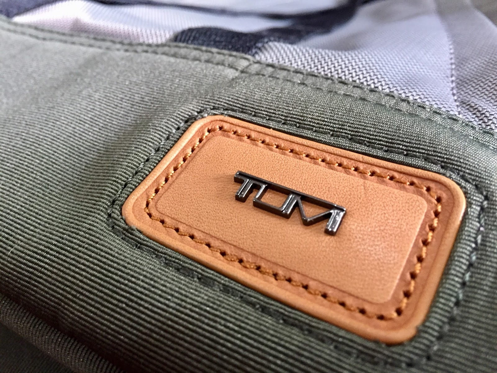 Tumi Cameron Commuter Review Hanger 2 On The