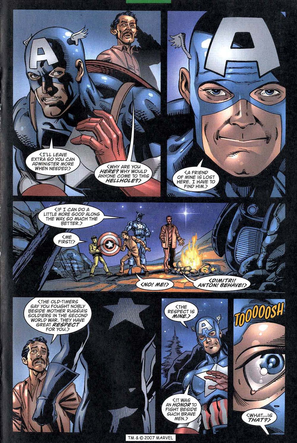 Captain America (1998) Issue #42 #49 - English 21