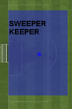 Football Manager Player role Sweeper Keeper