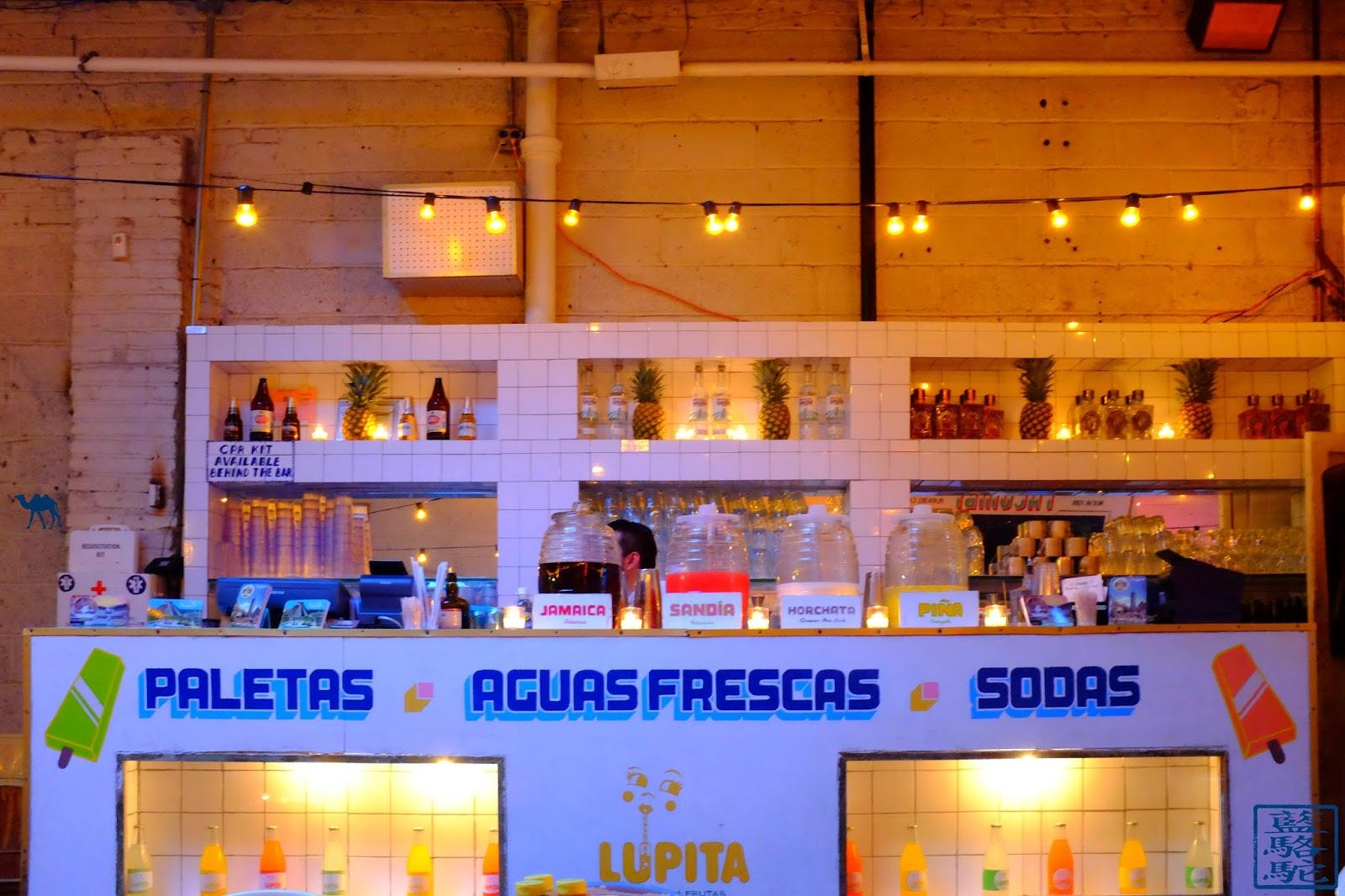 Le Chameau Bleu - Blog Voyage New York City - Tacombi - Bar - Tacos Mexicain à New York  USA