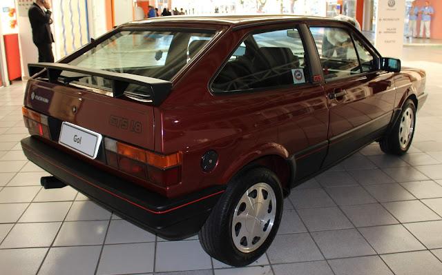 VW Gol GTS 1.8S