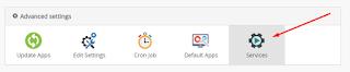 Cara Atasi Website di VPS Webuzo Down Setelah Restart